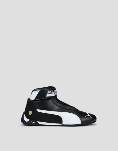 Puma Ferrari Race R-cat Mid Shoes