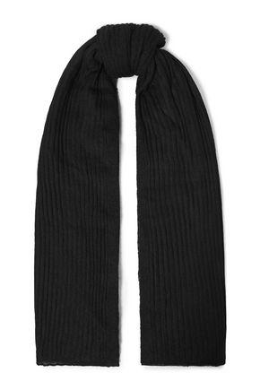 RAG & BONE Ribbed mohair-blend scarf