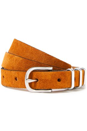 RAG & BONE Suede belt