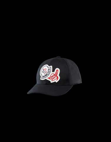 BASEBALL HAT Black Hats