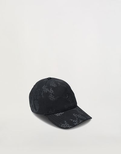 Scuderia Ferrari Online Store - Cap with camouflage pattern - Baseball Caps