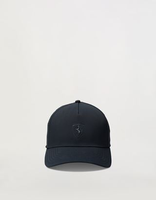 Scuderia Ferrari Online Store - Cap with perforated motif - Baseball Caps