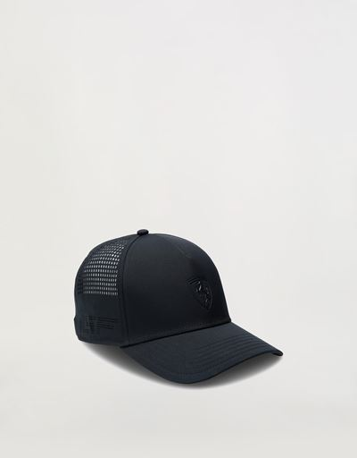 Scuderia Ferrari Online Store - Cap with perforated detailing - Baseball Caps