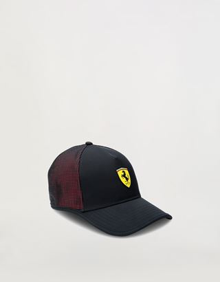 Scuderia Ferrari Online Store - Red shaded effect cap - Baseball Caps