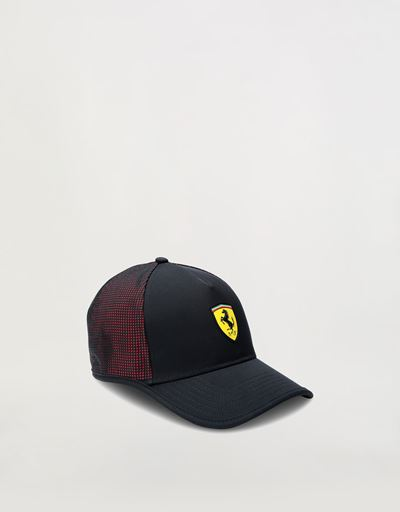 Scuderia Ferrari Online Store - Cap with red nuanced effect - Baseball Caps
