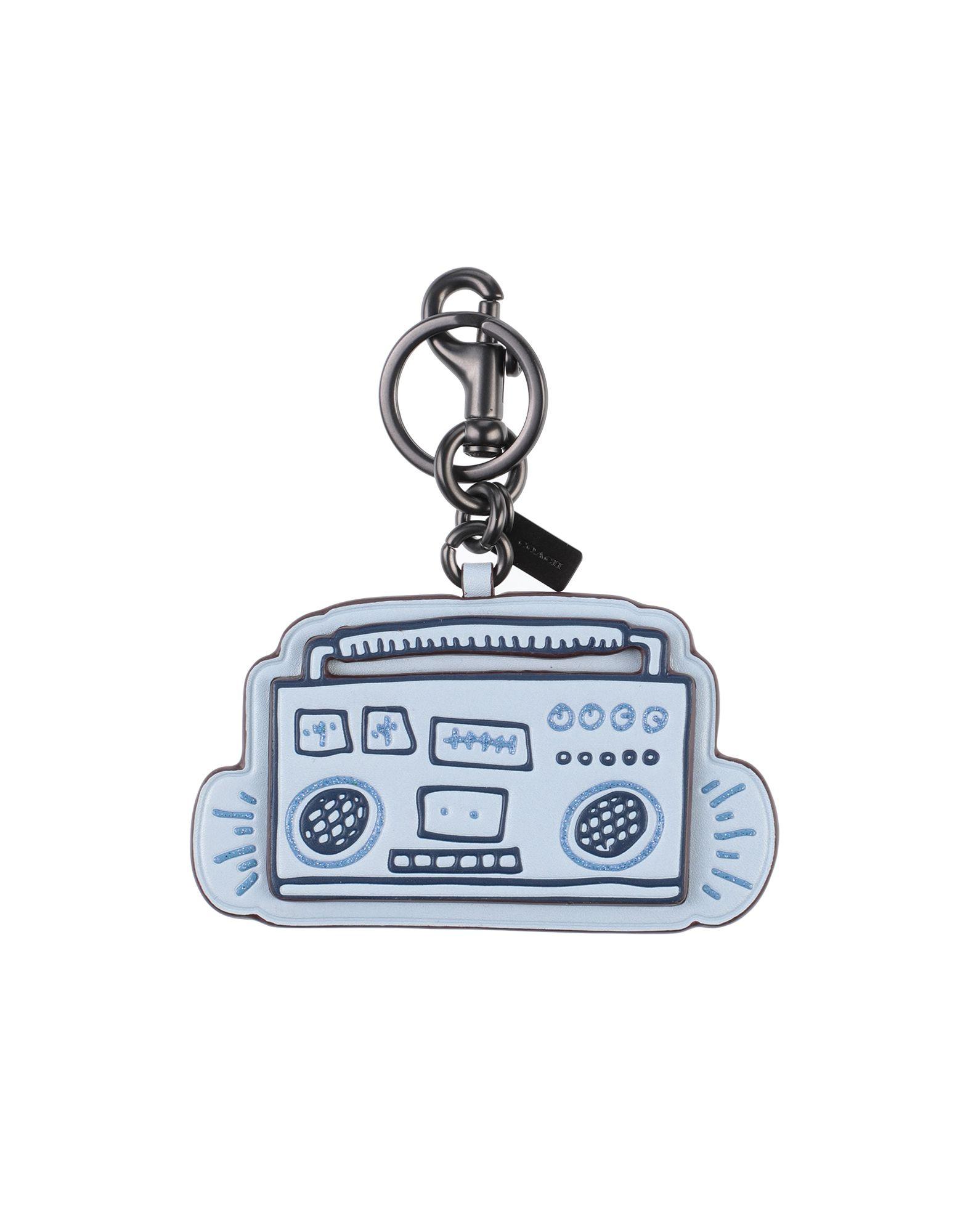 COACH x KEITH HARING Брелок для ключей недорого