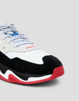 Scuderia Ferrari Online Store - Men's Puma Scuderia Ferrari Storm Shoes - Active Sport Shoes
