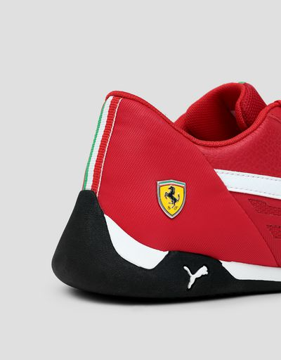Scuderia Ferrari Online Store - Puma Ferrari Race R-cat shoes - Active Sport Shoes