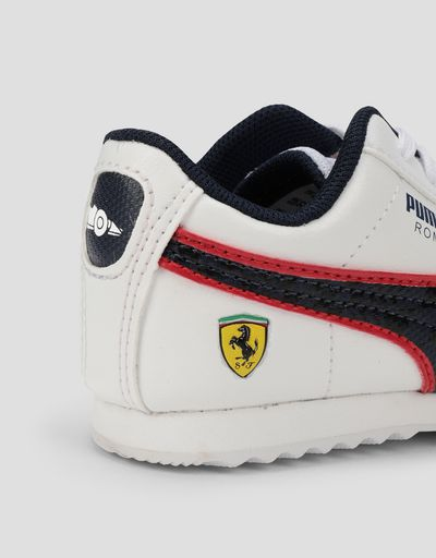 Scuderia Ferrari Online Store - Infant Puma Scuderia Ferrari Roma Shoes - Active Sport Shoes
