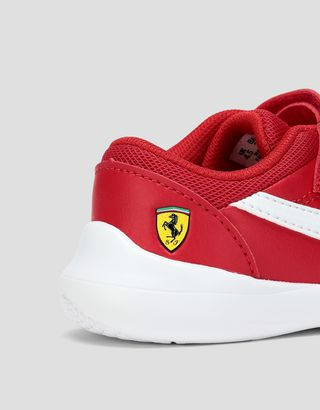 Scuderia Ferrari Online Store - Infant Puma Scuderia Ferrari Kart Cat III V Shoes - Active Sport Shoes