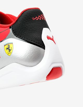 Scuderia Ferrari Online Store - Boys' Puma Scuderia Ferrari Race Drift Cat 8 V shoes - Active Sport Shoes