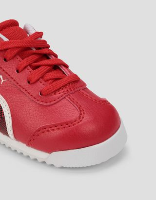 Scuderia Ferrari Online Store - Puma Scuderia Ferrari Roma shoes for infants - Active Sport Shoes