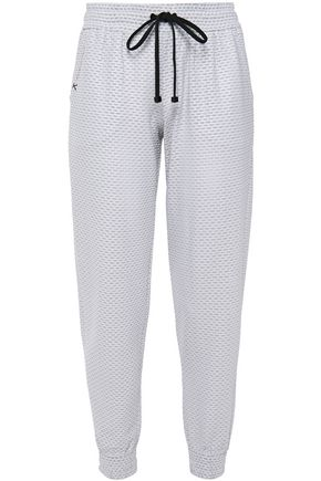 KORAL Netz stretch-mesh track pants