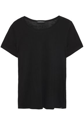 KORAL Printed Tencel T-shirt