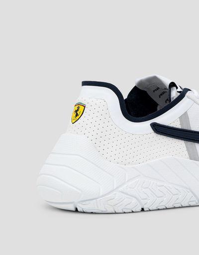 Scuderia Ferrari Online Store - Scuderia Ferrari Replicat-X 1.8 shoes for men - Active Sport Shoes