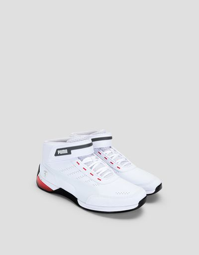 Puma Scuderia Ferrari Kart Cat X Mid shoes