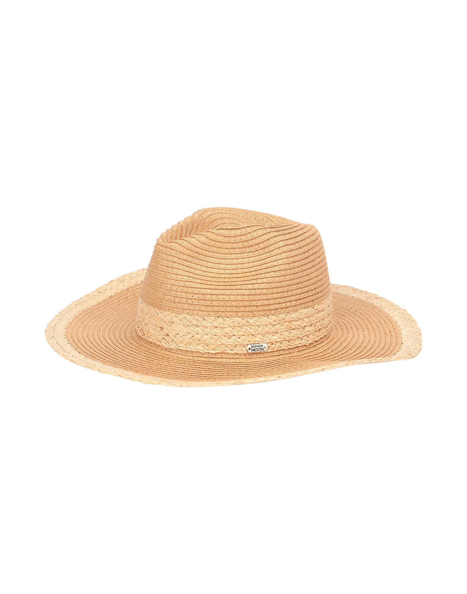 《セール開催中》BANANA MOON レディース 帽子 サンド I セルロース 100%
