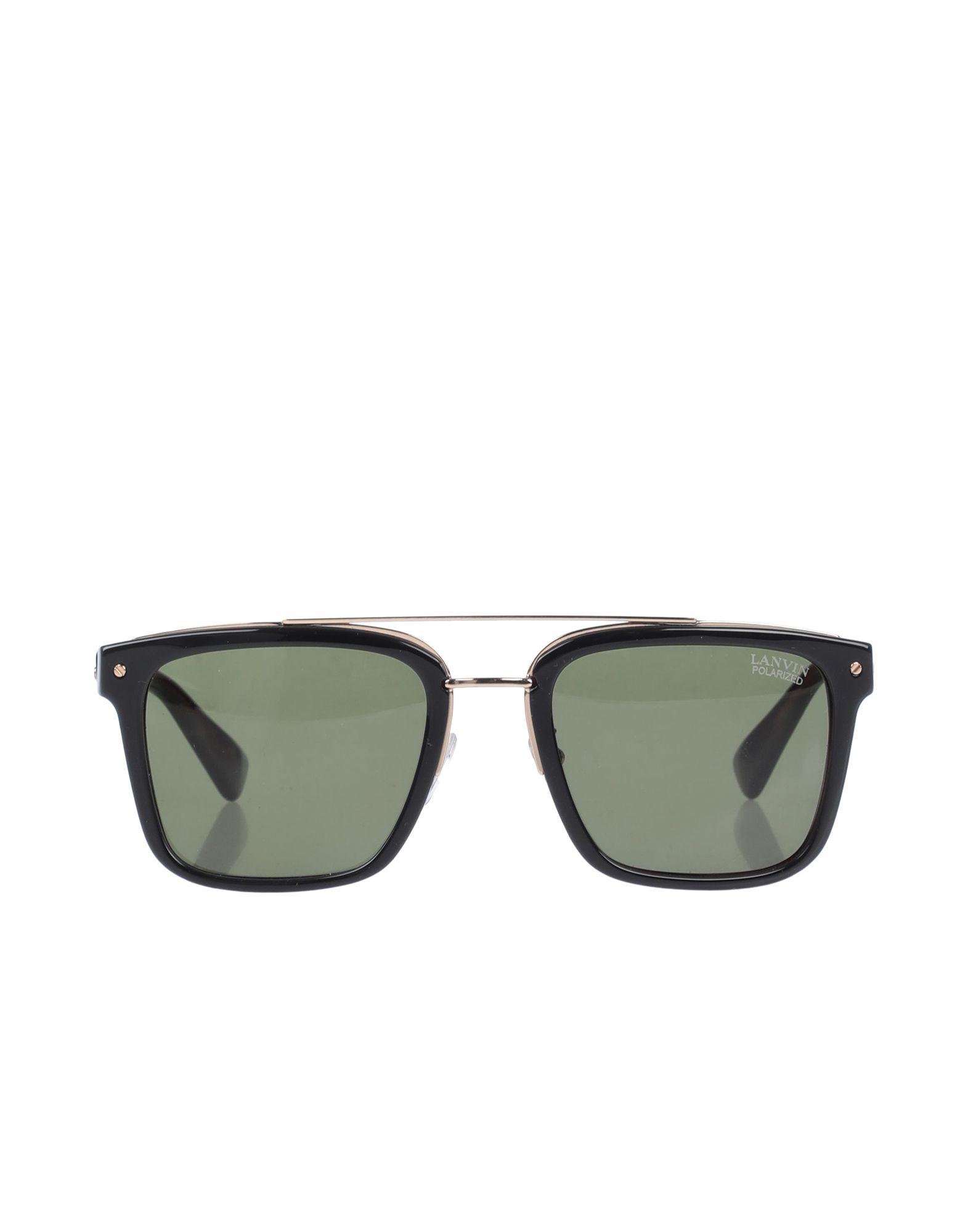 LANVIN Солнечные очки кафа франц очки водителя поляризационные мужские коричневая линза сf919
