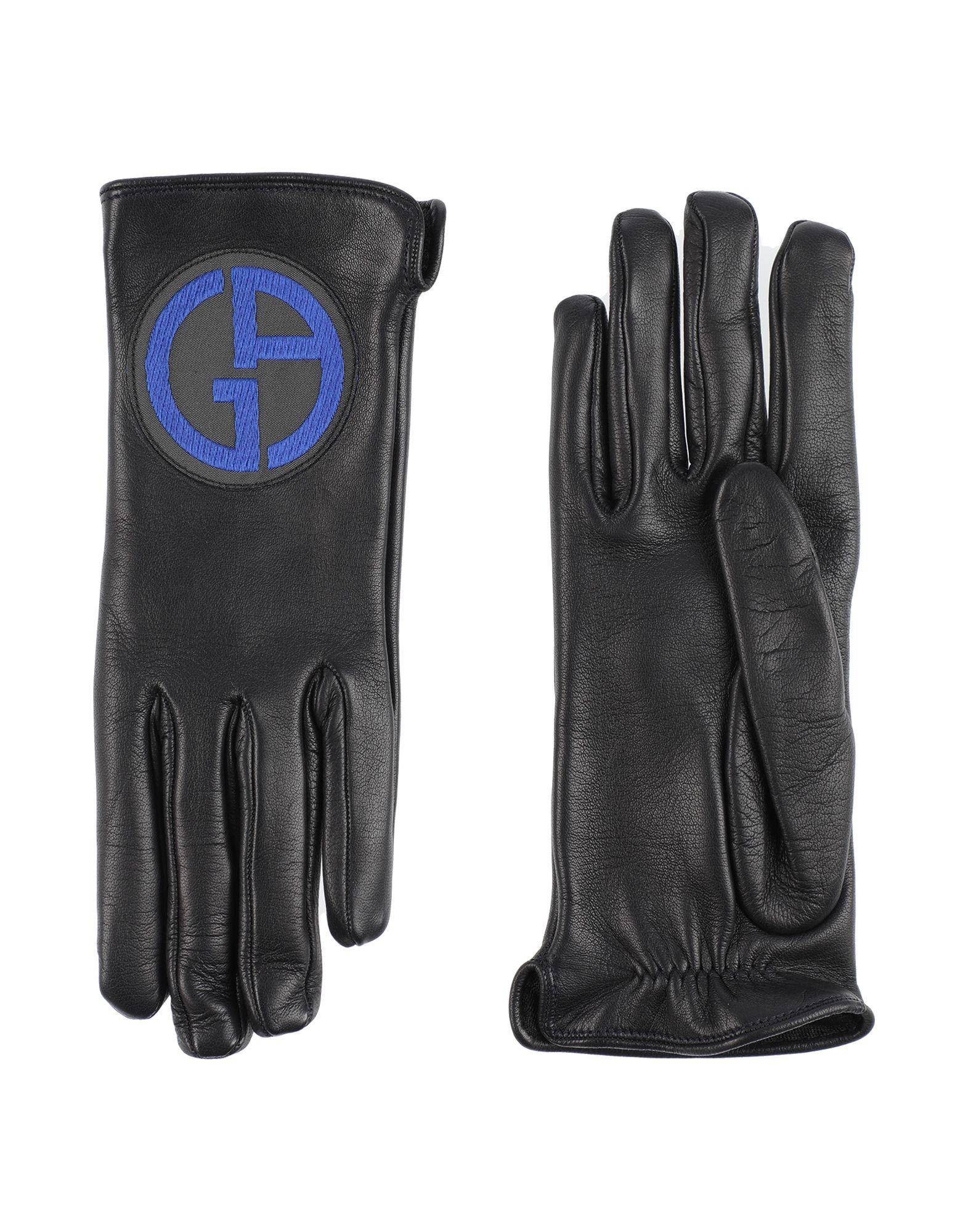 GIORGIO ARMANI Перчатки перчатки giorgio armani