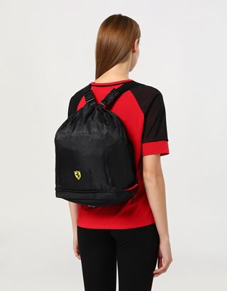 Scuderia Ferrari Online Store - Institutional 单双肩两用包 - 男士包袋