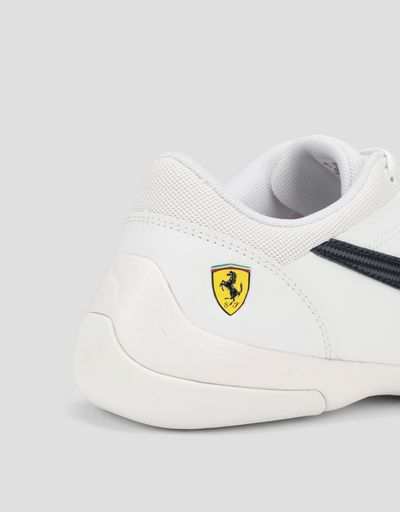 Scuderia Ferrari Online Store - Boys' Puma Scuderia Ferrari Kart Cat III Shoes - Active Sport Shoes