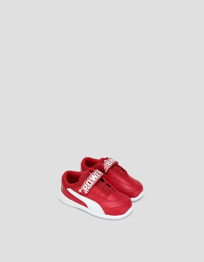 Puma Scuderia Ferrari Kart Cat III V shoes for infants