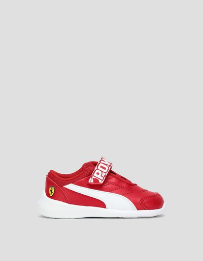 Infant Puma Scuderia Ferrari Kart Cat III V Shoes