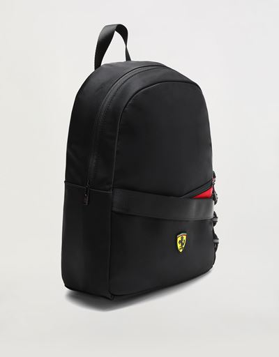 Scuderia Ferrari Online Store - Institutional 盾形徽标双肩包 - 通用双肩包
