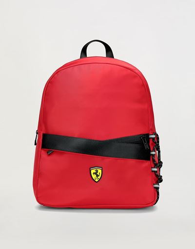 Mochila Institutional con escudo Ferrari