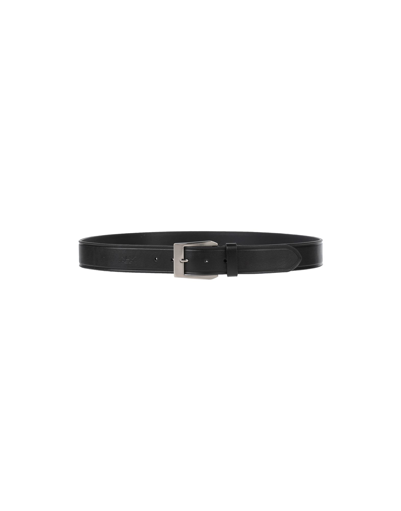 《セール開催中》ALV ANDARE LONTANO VIAGGIANDO メンズ ベルト ブラック 110 革