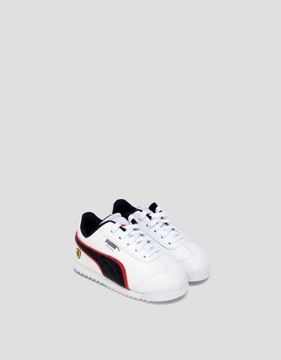 Infant Puma Scuderia Ferrari Roma Shoes