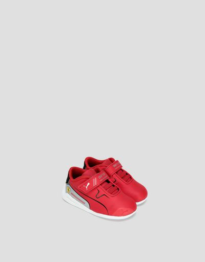 Infant Puma Scuderia Ferrari Race Drift Cat 8 V Shoes