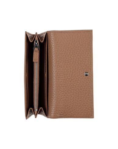 Фото 2 - Бумажник светло-коричневого цвета