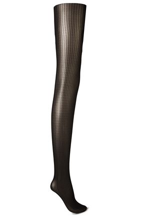 WOLFORD Trinity fishnet tights