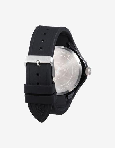 Scuderia Ferrari Online Store - Black Pista multifunctional watch - Quartz Watches