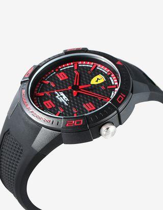 Scuderia Ferrari Online Store - Montres Apex avec cadrans de 44 et 38 mm - Montres à quartz