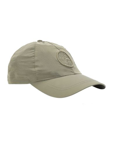 STONE ISLAND 99575 NYLON METAL Cap Man Dark Beige USD 167
