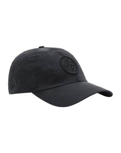 STONE ISLAND 99575 NYLON METAL Cap Man Black USD 103