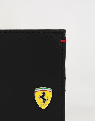 Scuderia Ferrari Online Store - Hyperformula horizontal wallet, Made in Italy - Horizontal Wallets