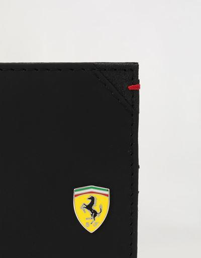 Scuderia Ferrari Online Store - Portefeuille horizontal Hyperformula Made in Italy - Portefeuilles horizontaux