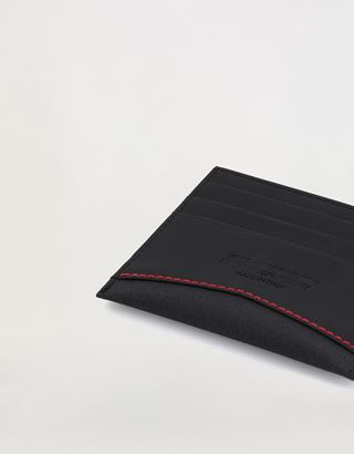 Scuderia Ferrari Online Store - Hyperformula weekender wallet, Made in Italy - Credit Card Holders