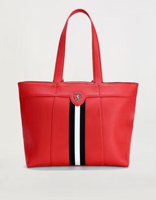 Scuderia Ferrari Online Store - Evo Livery women's shopper - Tote Bags
