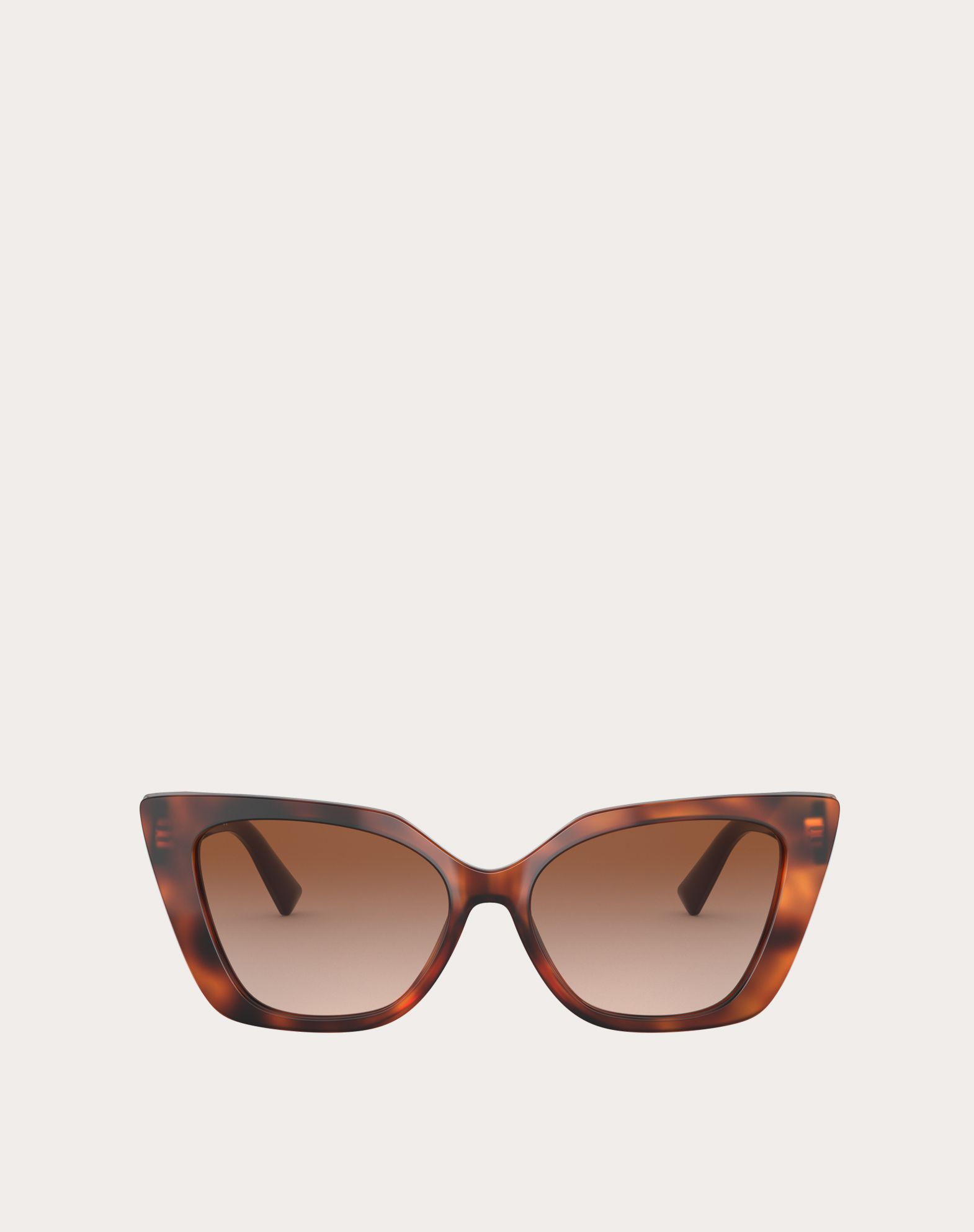 VLOGO CAT-EYE ACETATE FRAME