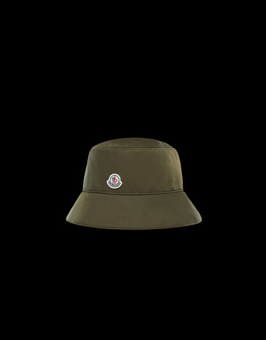 HAT Military green New in Woman