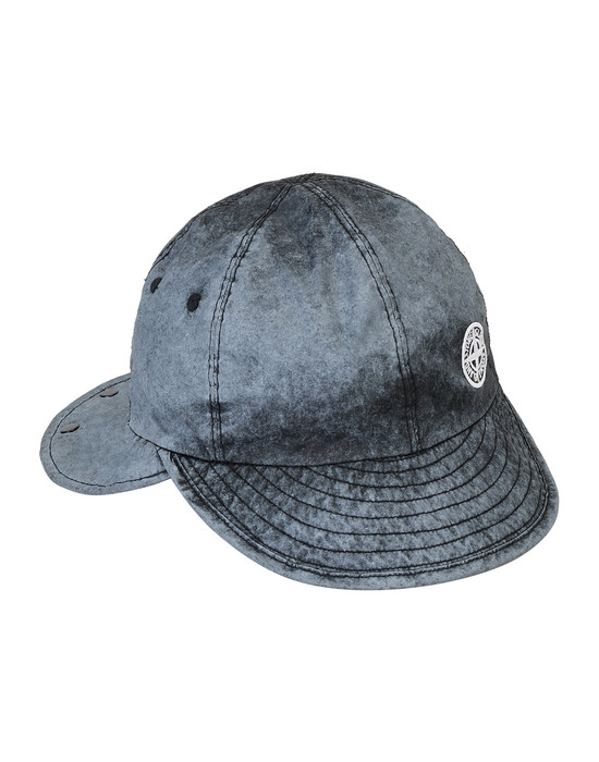 Cap 99424 MEMBRANA 3L WITH DUST COLOUR FINISH STONE ISLAND - 0
