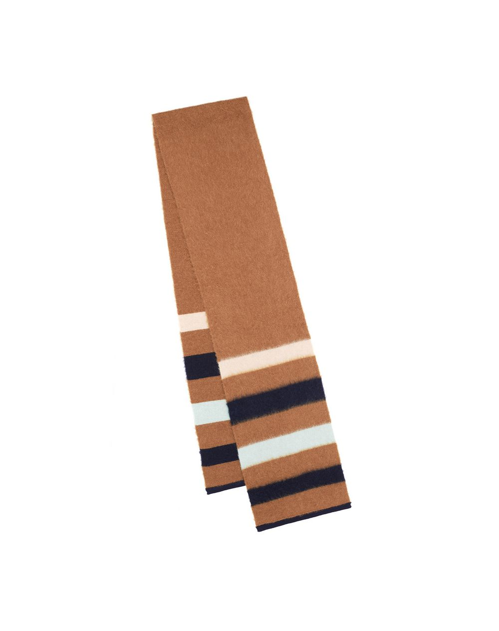 STRIPED SCARF IN CASHMERE BLEND - Lanvin