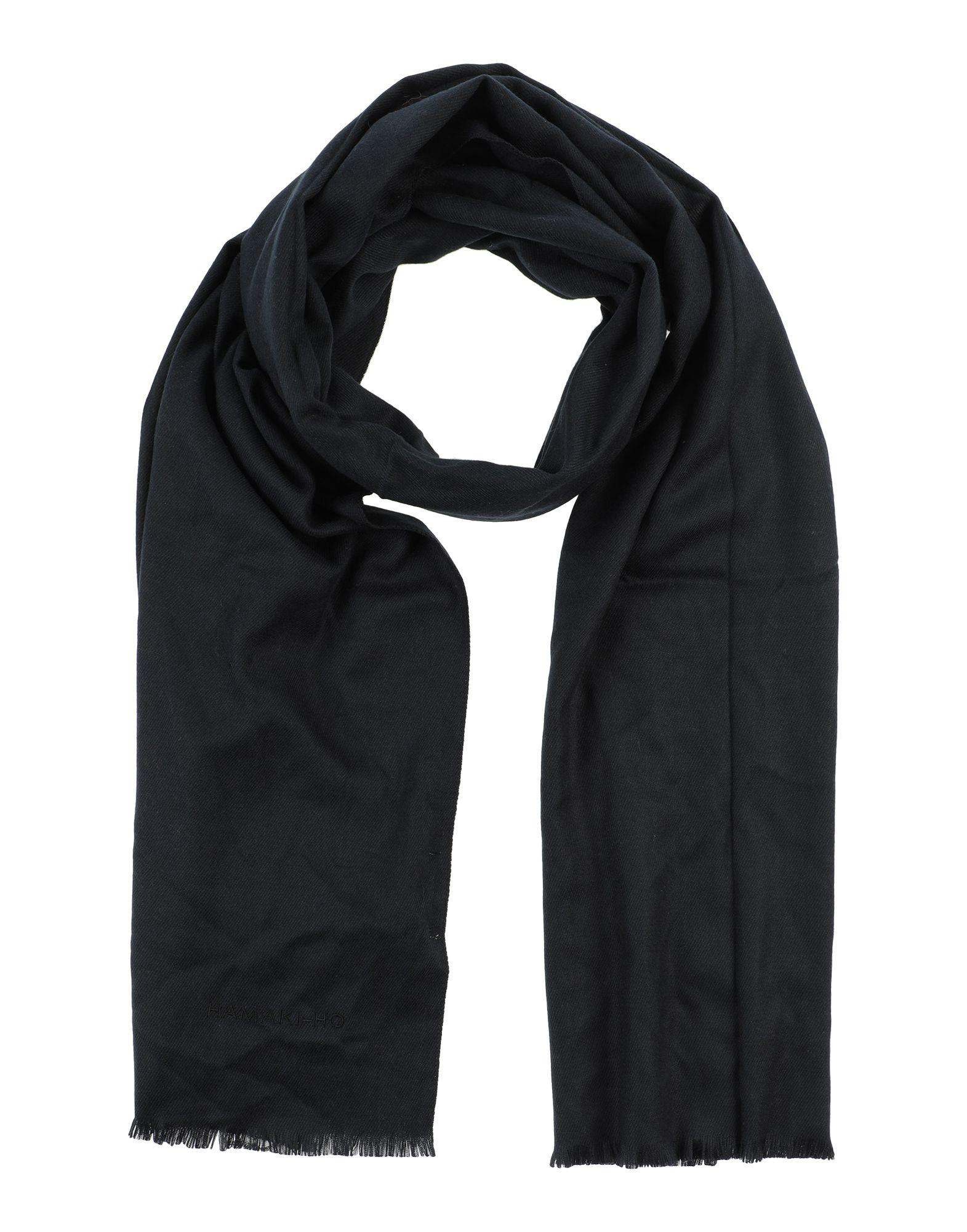 HAMAKI-HO Шарф hamaki ho пальто