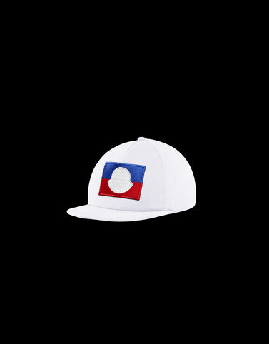 BASEBALL HAT White Kids 4-6 Years - Boy Man