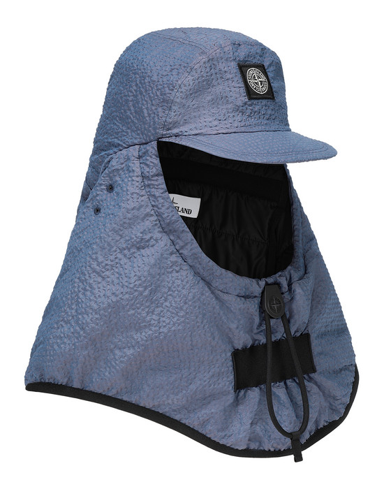 Cap 99936 POLY-COLOUR FRAME WITH PRIMALOFT® STONE ISLAND - 0