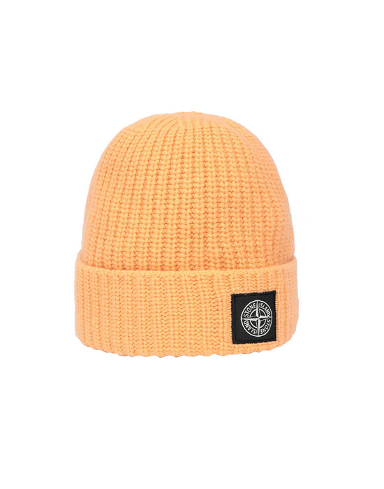 STONE ISLAND N10B5 Hat Man Orange